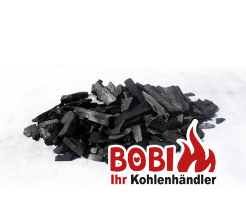 Bobi Kohlenhandel Wien - Grillkohle