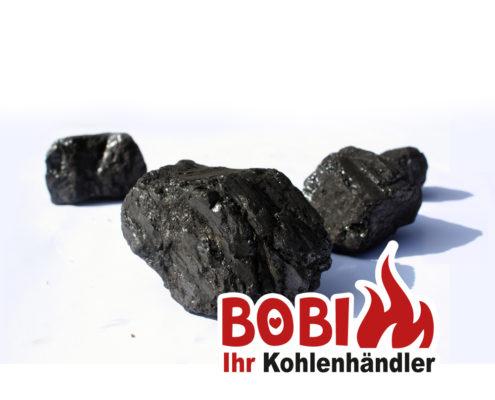 Bobi Kohlenhandel Wien - Steinkohle Nuss 1 groß
