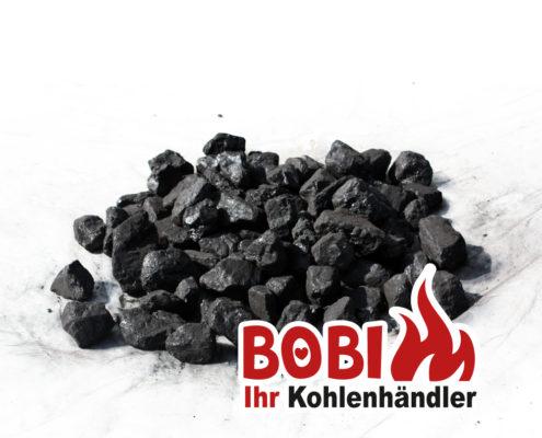 Bobi Kohlenhandel Wien - Steinkohle Nuss 2 klein